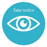 Take Notice