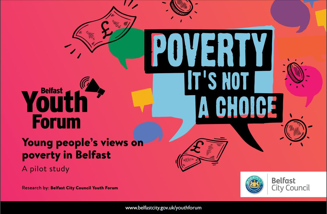 poverty is not a choice